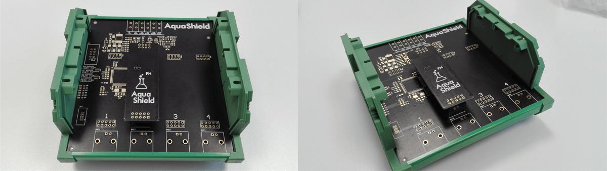 aquashield control circuit