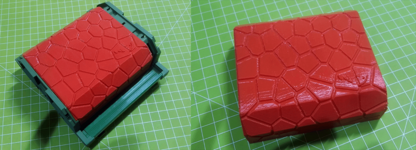 aquashield 3d printed cover