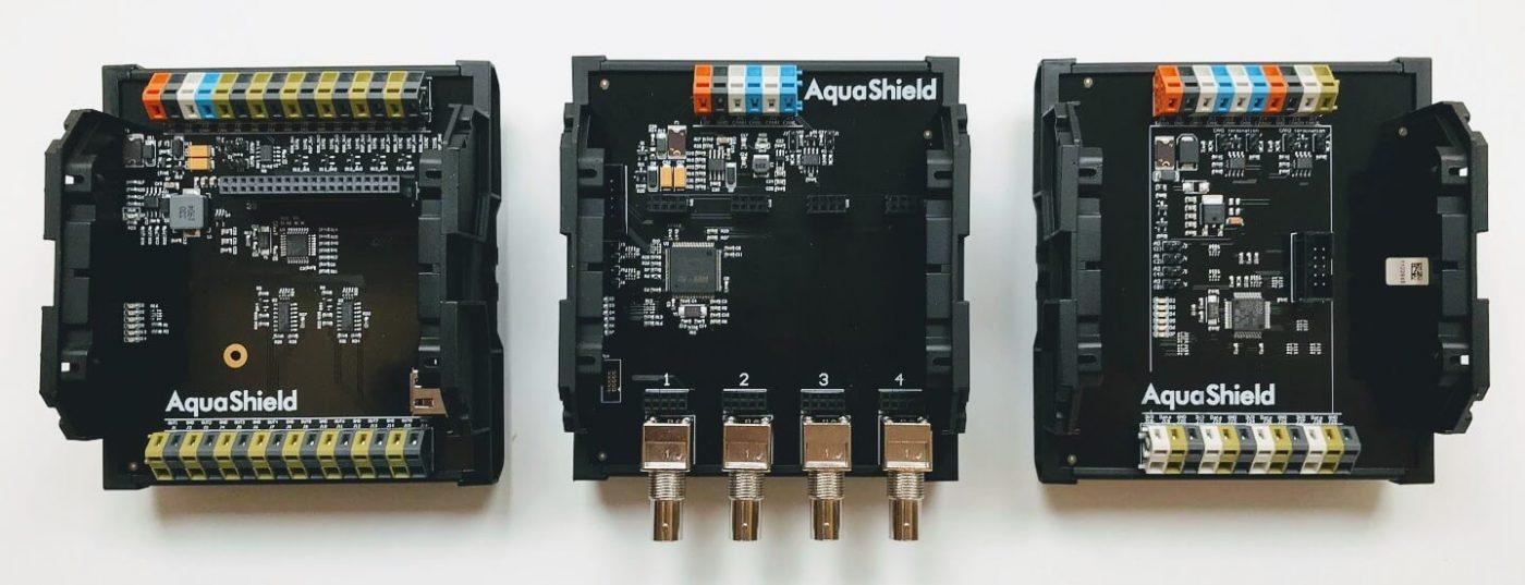 AquaShield_control_module_sensor_modules
