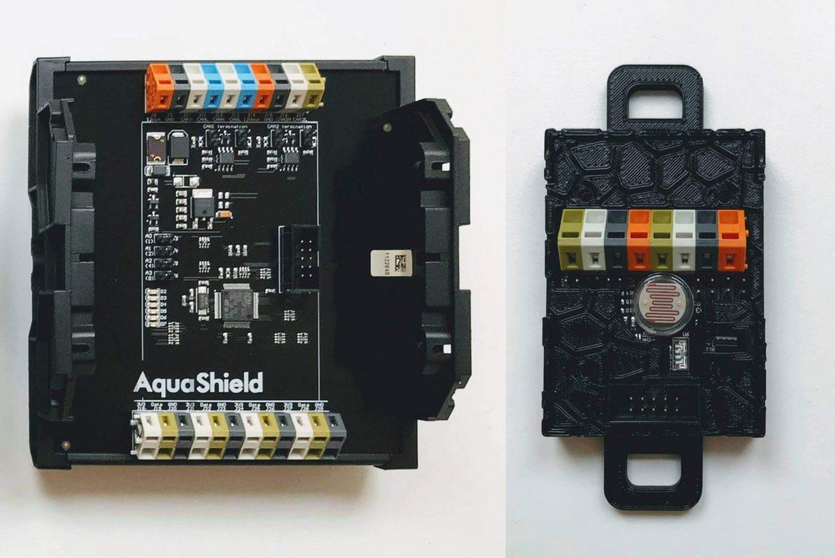 AquaShield_sensor_module_2_and humidity_and_light_sub_module