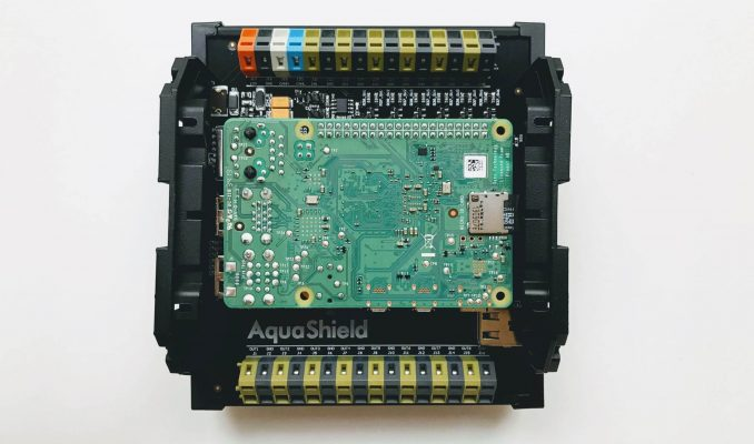 aquashield main modul
