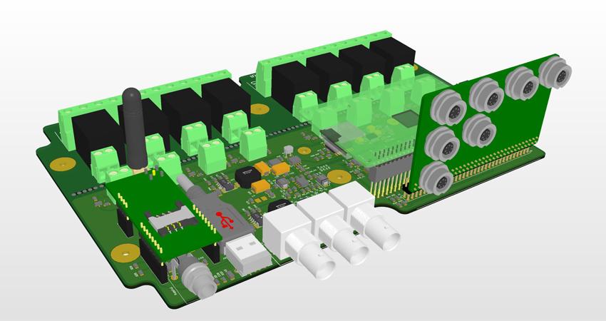 aquashield 3d model