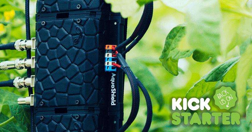 aquashield kickstarter